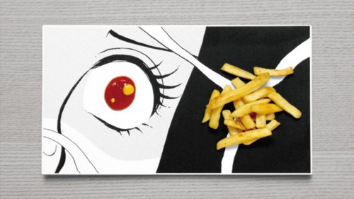The Most Dramatic Dinner Plates Will Emphasize Your Meal