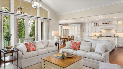 How to Close Off Your Home's 'Open Concept' Now That You Hate It
