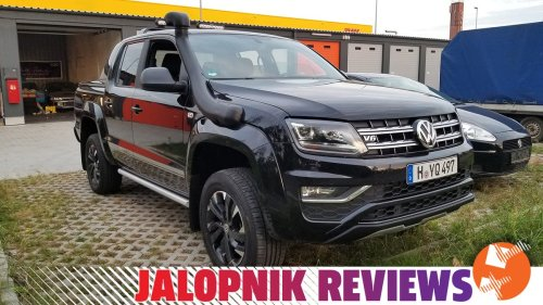 Why This Loud, Diesel VW Amarok Is Actually An Outstanding Mid-Size Pickup