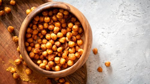 Toss a Can of Chickpeas in Your Air Fryer