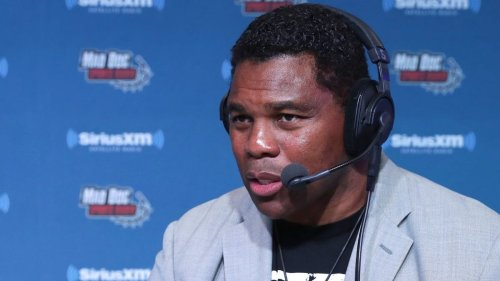 We are sorry to report that Herschel Walker might run for U.S. Senate