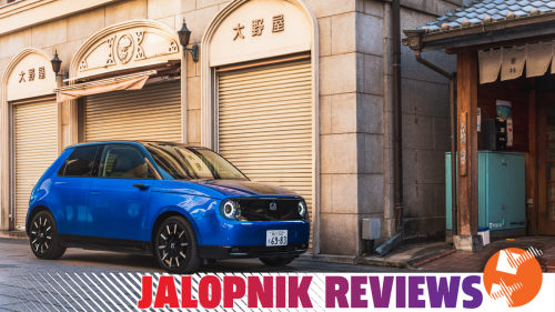 The Rad 2021 Honda E Thrives In A City Like Tokyo But Lacks The Value That Would Make It An Icon