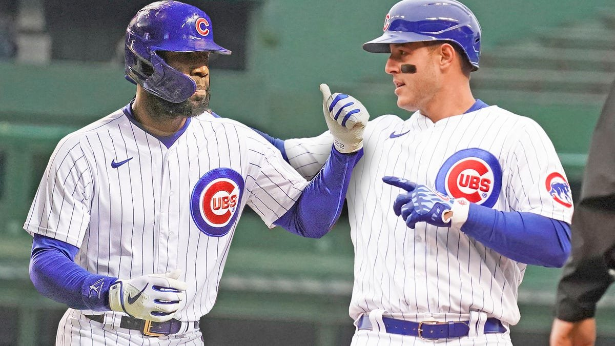 Man, do the Cubs need to shut up - cover