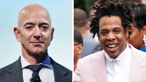 Jay-Z can't afford to buy the Denver Broncos, but Jeff Bezos sure can!