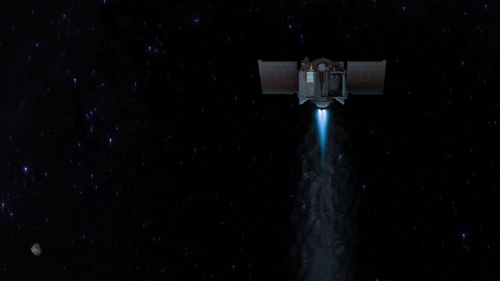Goodbye, Asteroid Bennu, It's Been Real