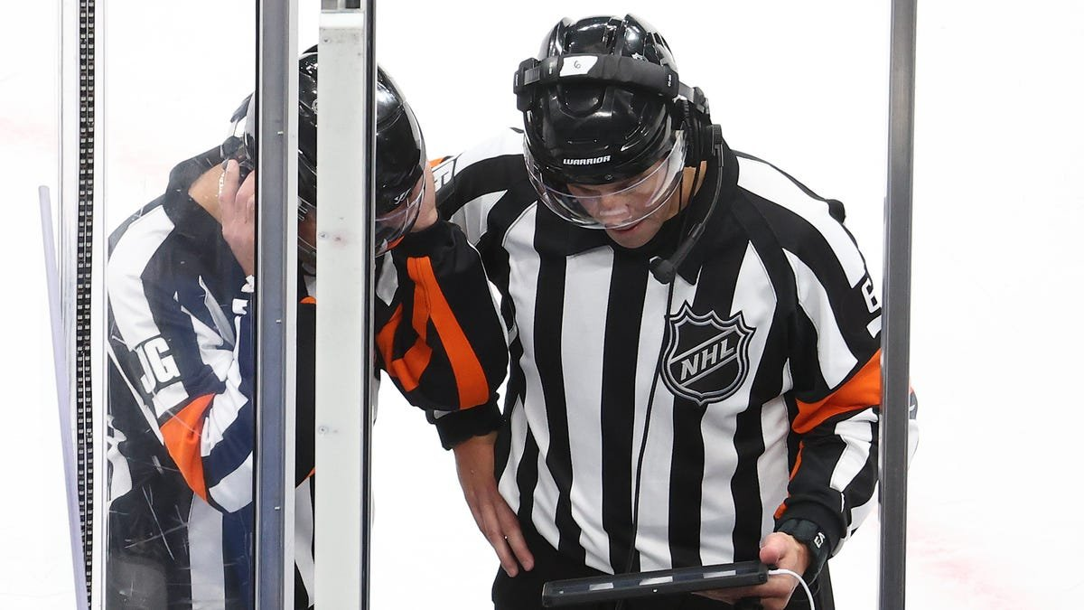 NHL refs are turning a blind eye to everything again