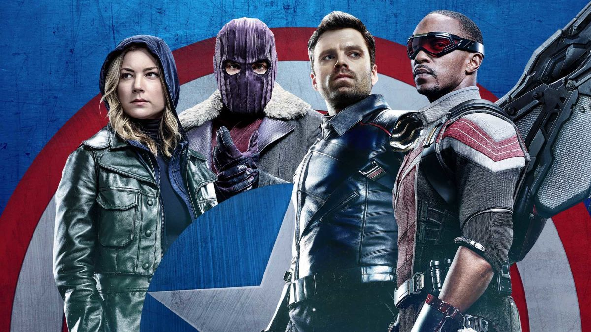 Catch up with The Falcon And The Winter Soldier before the new series takes off