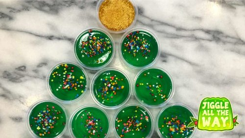 The definitive guide to making holiday Jell-O shots