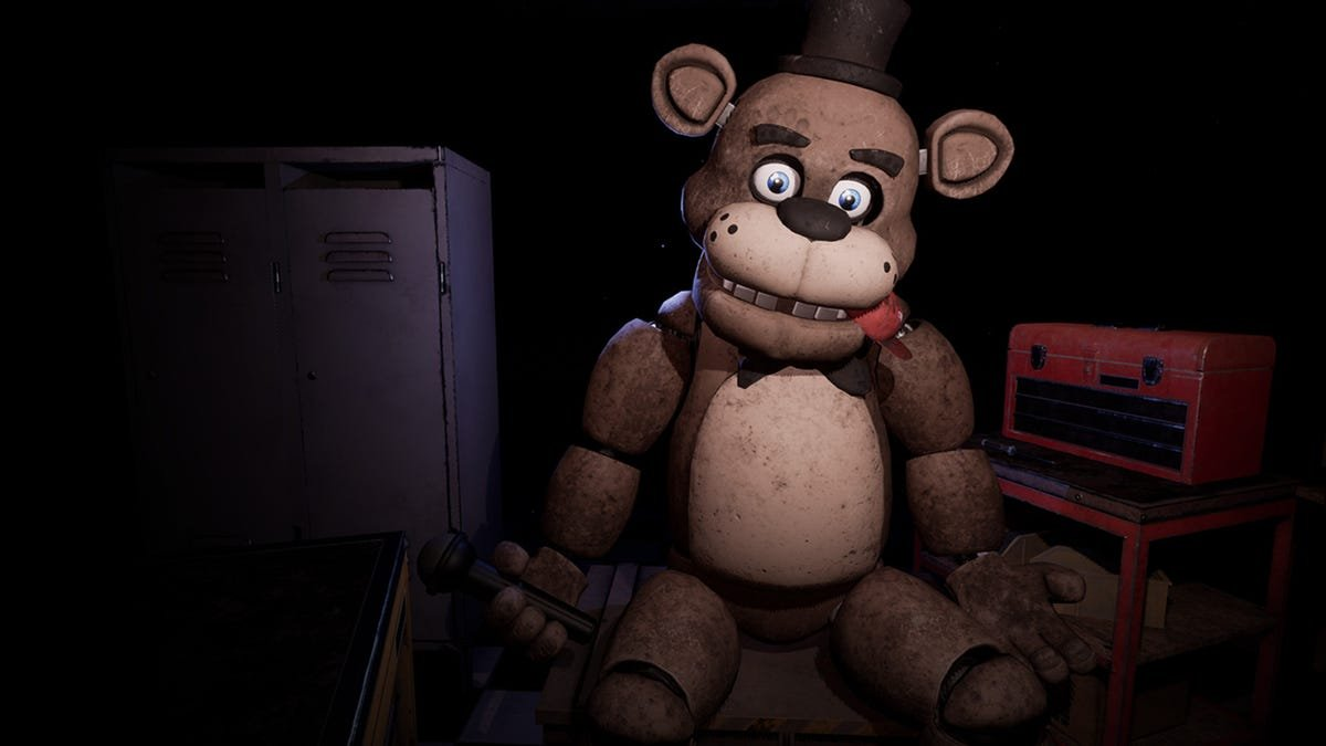 Five Nights At Freddy's Creator Scott Cawthon Retires - cover