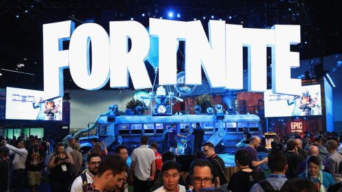 Fortnite maker Epic Games is now valued at nearly $30 billion