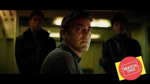 George Clooney did some of his best work in Soderbergh's Solaris remake