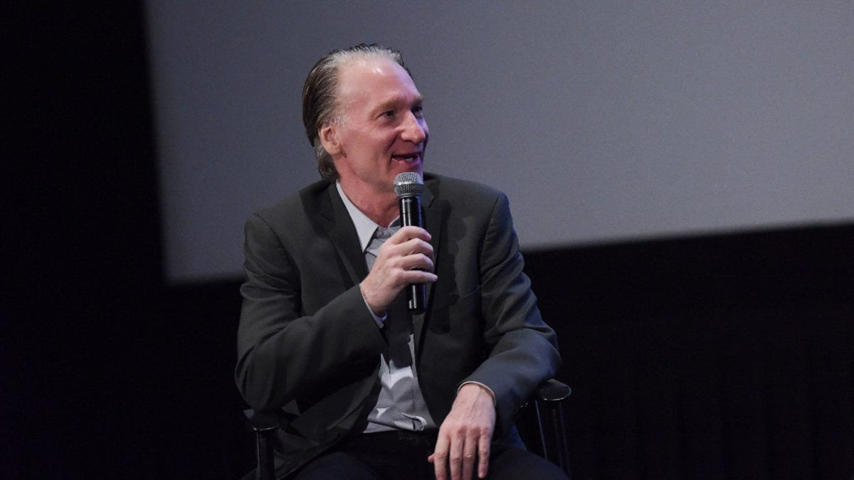 Bill Maher Is Just Another White Man Whitesplaining Racism to Black People