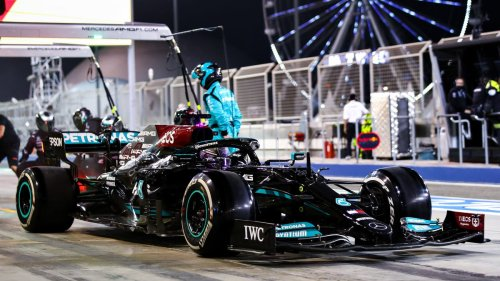 It Sounds Like There's Going To Be More Lewis Hamilton Contract Drama All Season