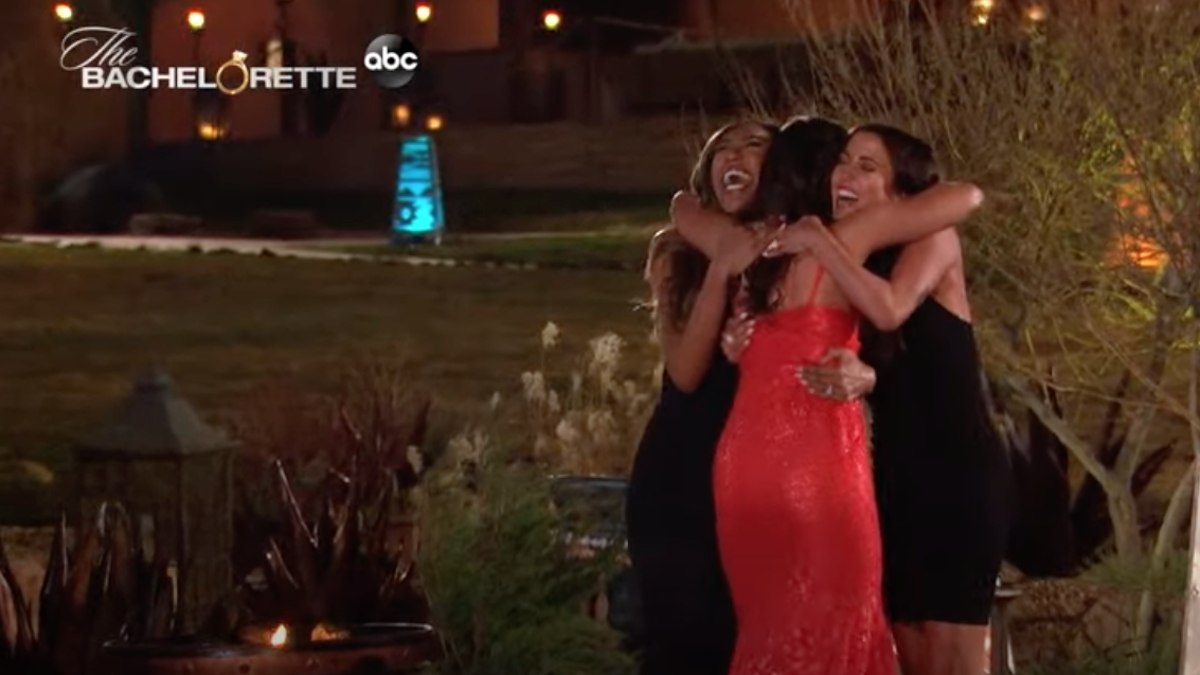 Our Questions About The Bachelorette + Latest on Ellie Kemper - cover