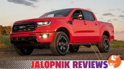 2020 Ford Ranger Lariat: The Jalopnik Review