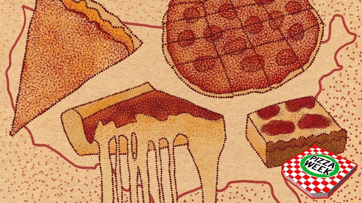 The Guide to America's Pizza + Craziest McDonald's Ever?!?