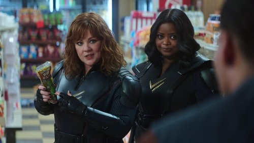 Melissa McCarthy and Octavia Spencer are squandered in Thunder Force