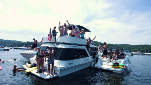 Lake of the Ozarks may be the worst place in America right now