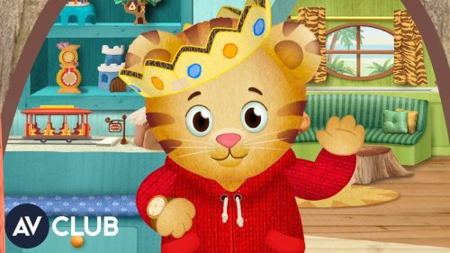 How does Daniel Tiger's Neighborhood get its catchy songs?