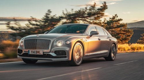 You, The One Flying Spur Owner With The Faulty Fuel Tank. Your Car Has Been Recalled