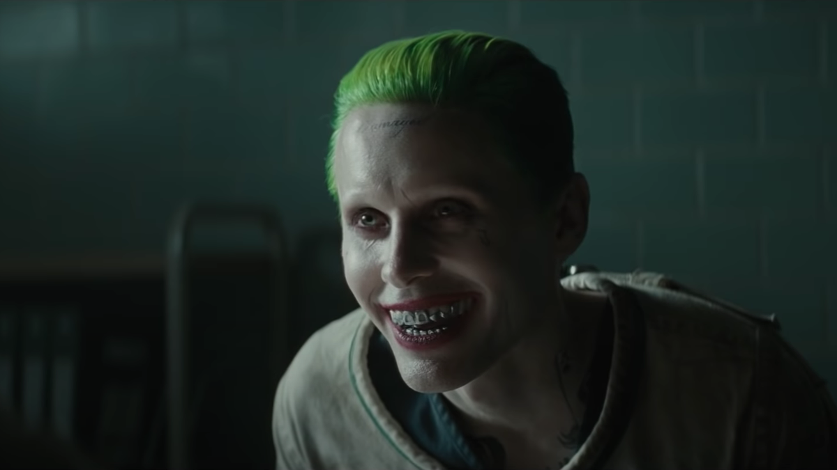 Why Did James Gunn Leave the Joker Out of The Suicide Squad?!? - cover