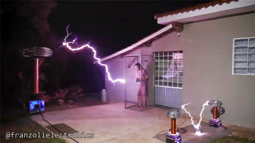 Around the World Played on Giant Tesla Coils Fills the Daft Punk-Sized Hole in my Heart
