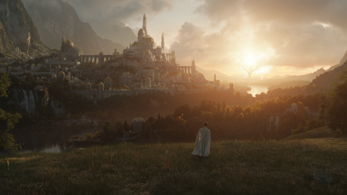 Amazon's Lord of the Rings Release Date and a Breathtaking First Look