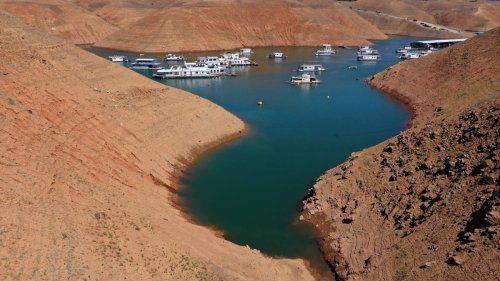 Ca. Hydro Plant Expected to Shut Down as Heat Wave Drains Key Reservoir