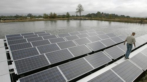Putting Solar Panels on California Canals Could Solve Two Crises at Once