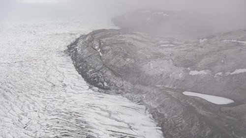 It Rained at the Summit of Greenland's Ice Sheet for the First Time Ever Recorded