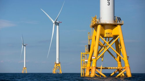 Solar Company Is Suing to Stop the First Big U.S. Offshore Wind Project