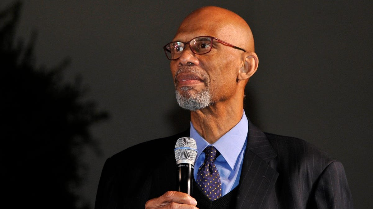 Kareem Abdul-Jabbar Speaks Out on Systemic Racism - A Deadspin Exclusive - cover