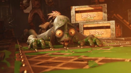 Oddworld: Soulstorm Has More Heart And Less Farts