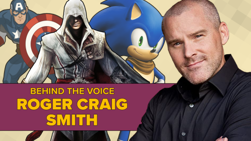 Roger Craig Smith On Voicing Hedgehogs And Superheroes