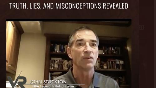Anti-vaxxer John Stockton downplays COVID in 'over-the-top' documentary