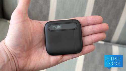 This Tiny SSD Puts 4TB of Data in the Palm of My Hand