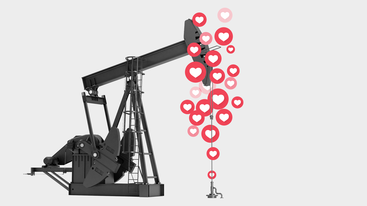 The Big Oil Instagram Influencers Are Here - cover
