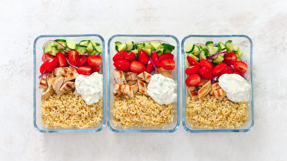 It's Time to Plan Your Meals for Next Week