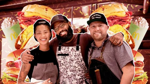 Can Fast Foodies' Kristen Kish conquer our crispy, greasy game?