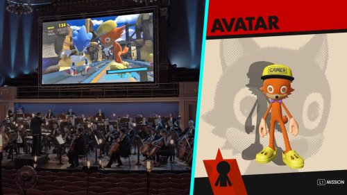 Sonic's New 'Best Friend' Snuck Into Yesterday's Symphony