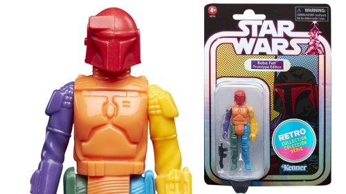 Celebrate Star Wars Day With Retro Rainbow Boba Fett