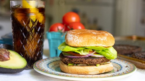 How to Make a Killer Black Bean Burger in 30 Minutes