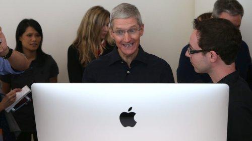 Apple's New iMac Might Finally Go Big