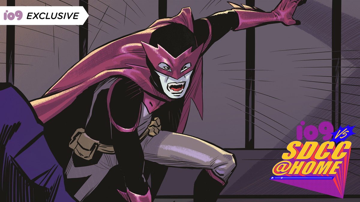 The All-Nighter Asks: What If Vampires Were Superheroes?