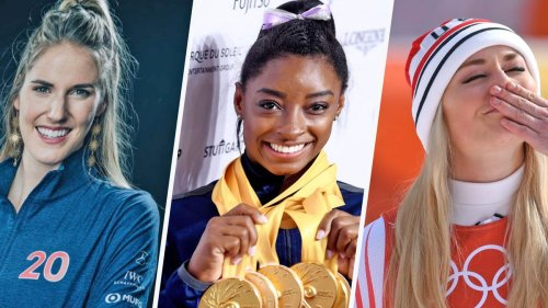 Let's take a moment to appreciate American women in sports of the 21st century