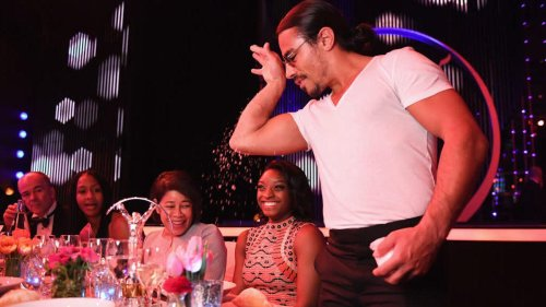 Lawyer for Salt Bae apologizes for just how popular Salt Bae is [Updated]