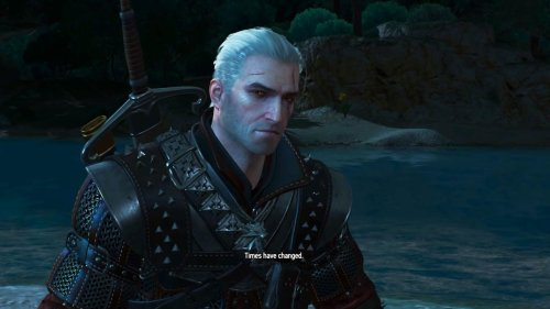 Witcher 3 Fan Builds A New Quest With Perfect Geralt Voice Acting
