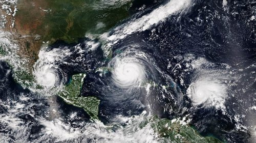 NOAA Updates Its 'Average' Hurricane Season to Call for More Storms