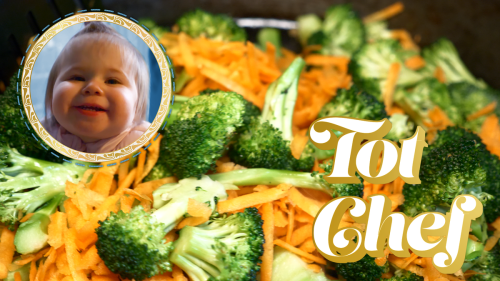 Tot Chef shares her secret to the perfect plate of noo-noos