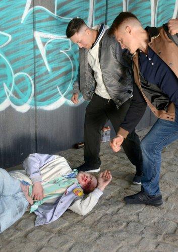 Schreckliche Szenen bei GZSZ: Moritz wird brutal attackiert